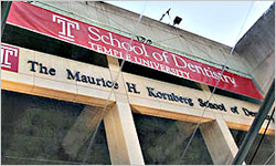 Temple University - School of Dentistry - Admission for International Dental Graduates